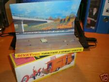 Dinky #570A Fourgon J7 Peugeot Autoroutes  BOX ONLY !!