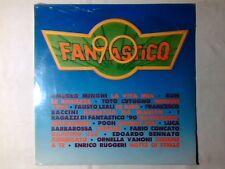LP FANTASTICO 90 AMEDEO MINGHI ENRICO RUGGERI RON ORNELLA VANONI POOH SIGILLATO