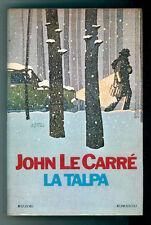 LE CARRE JOHN LA TALPA  RIZZOLI 1975 I°EDIZ.