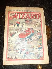 THE WIZARD Comic (1940) - No 905 - Date 06/04/1940 - UK Paper Comic