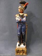 Soldato Porcellana di Capodimonte Ufficiale Cavalleggero By Merli.Coll.Napoleon