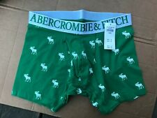 MENS ABERCROMBIE & FITCH BOXER BRIEF SIZE XS