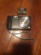 Panasonic Lumix DMC-ZS8 Black Silver Must See