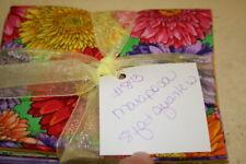 #843 Maraposa 8 Fat Quarter Fabric Bundle