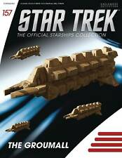 "STAR TREK STARSHIPS COLLECTION #157 ""THE GROUMALL"" (EAGLEMOSS)"