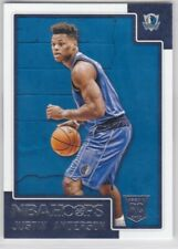 New listing 2015-16 Panini Hoops Basketball Rookie Justin Anderson RC #290