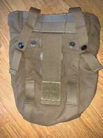 Genuine Usmc Military Coyote Magazine Roll Up Molle Pals Dump Pouch
