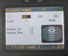 OPEL Omega B Zafira Vectra B Bildschirm Farbdisplay Navigation 24439378 KJ