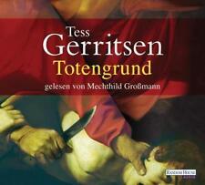 Erwachsene-Tess-Hörbücher und Hörspiele Gerritsen CD Format