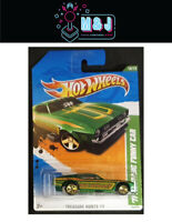 Hot Wheels 10 Treasure Hunt '71 Mustang Funny Car No 60- Sealed Aus Seller