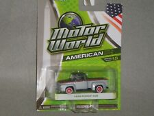 1/64th Greenlight Motorworld S15 1956 Ford F-100 Pickup Truck