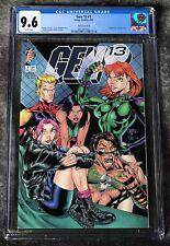 Gen 13 #1 (Image Comics, 3/95) CGC Graded 9.6