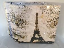 "EIFFEL TOWER CANVAS PORTRAITS 11"" X 11"" Art Painting Wall Art Home Decor"
