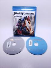 Transformers: Dark of the Moon (Blu-ray Disc, Canadian) Michael Bay Film