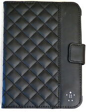 "NEW ~ BELKIN ~ Quilted Standing Case Folding Cover for KINDLE FIRE HD 7"" $0 SHIP"