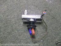 HYMER MOTORHOME & CARAVAN BATHROOM SHOWER CHROME MIXER TAP 27mm THREAD SIZE