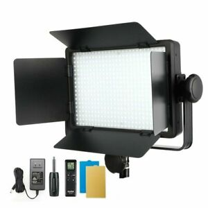 Godox LED500W 5600K Studio LED Video Light Panel w/ Remote For Studio Photo