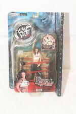 WWF WWE Fatal 4 Way Lita 2001 Jakks Pacific Figure