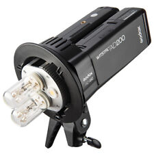 Godox AD-B2 400W AD-200 dual power flash head for AD-200 camera flash