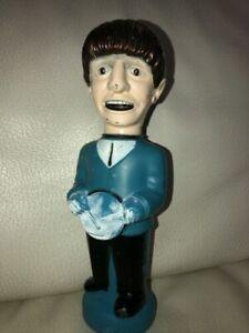 Ringo Starr The Beatles 1965 Colgate Bubble Bath Bottle Vintage Collectible Orig