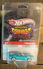 Hot Wheels Real Riders Larry's Garage 71 Mustang Mach 1 Die Cast Car NEW