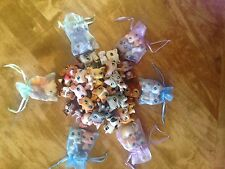 Littlest Pet Shop LPS Lot Random  Grab Bag 3 Pets - w/ Dog or Cat! Surprise Gift