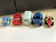Lot Lego Duplo Disney Cars Lightning McQueen Francesco Bernoulli Guido Fillmo