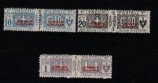 FRANCOBOLLI 1926/31 SOMALIA PACCHI POSTALI MLH Z/6793