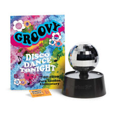 American Girl JULIE DISCO ACCESSORIES Disco Ball Ticket Julie's Dance NEW