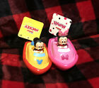 [New/2020/Disney Junior] Mickey & Minnie Bath Boats{Set}!!