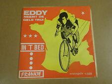 WIELRENNEN CYCLISME 45T SINGLE MONOPOLE/ FRANKIE- EDDY MERCKX NEEMT DE GELE TRUI
