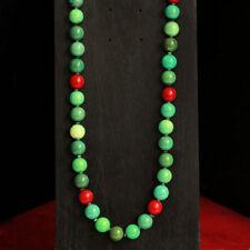 Runde Echtschmuck-Halsketten & -Anhänger mit Korallen-Perle für Damen