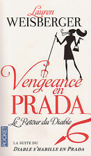 VENGEANCE EN PRADA Le retour du diable LAURA WEISBERGER roman  LIVRE