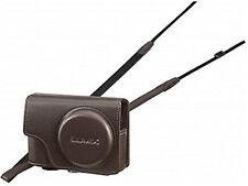 Panasonic Digital Camera Soft Case for LUMIX DMC-TZ85(80) DMC-CT-85-T Brown F/S