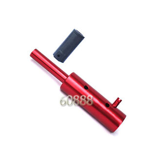 Tippmann 98 Red Aluminum alloy upgrade power tube and delrin bolt