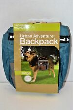 Outward Hound Urban Adventure Hiking Backpack for Dogs (Large- 35-55 lbs)