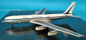 InFlight200 Boeing 707-300 Air France F-BHSB (polished, with stand) IF707AF0420P