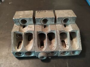3 GE General Electric TCAL 125 Mechanical Lugs