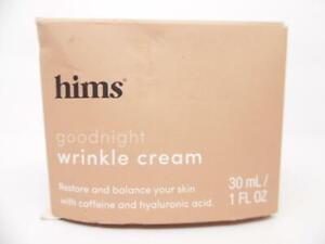 Hims Collection Men's Revitalizing Anti-Aging Goodnight Cream 1 fl. oz.