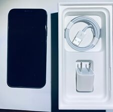 Apple iPhone X - 64GB - Black Unlocked