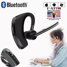 Wireless Headset Bluetooth Earphone Earhook for iPhone Andorid Phone Car Calling