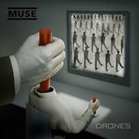Muse - Drones (NEW 2 VINYL LP)