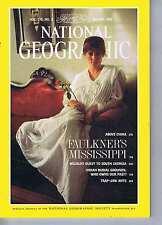FAULKNER / INDIAN BURIELS / SOUTH GEORGIANational GeographicMar1989