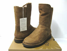 UGG COLLECTION ABREE SUEDE WOMEN SHORT BOOTS BUNO US 10 /UK 8.5 /EU 41