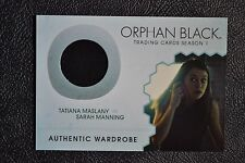 Cryptozoic Orphan Black Season 1 M13 Sarah Costume Wardrobe Trading Card