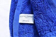 JOHN LEWIS BATH TOWEL 100% EGYPTIAN COTTON IN NAUTICAL BLUE