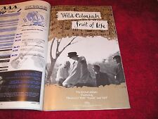 Wild Colonials - 1994 Us Full-Page Ad 'Fruit Of Life' Album (Hard Report Mag.)