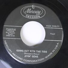 Rock 45 Jivin' Gene - Going Out With The Tide / Release Me On Mercury