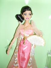 GLOBAL GLAMOUR MUTYA PHILIPPINE ASIAN BARBIE DOLL ORIENTAL GOLD LABEL