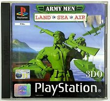 Army Men Land Sea Air - Playstation / PS1 - Avec notice - FR